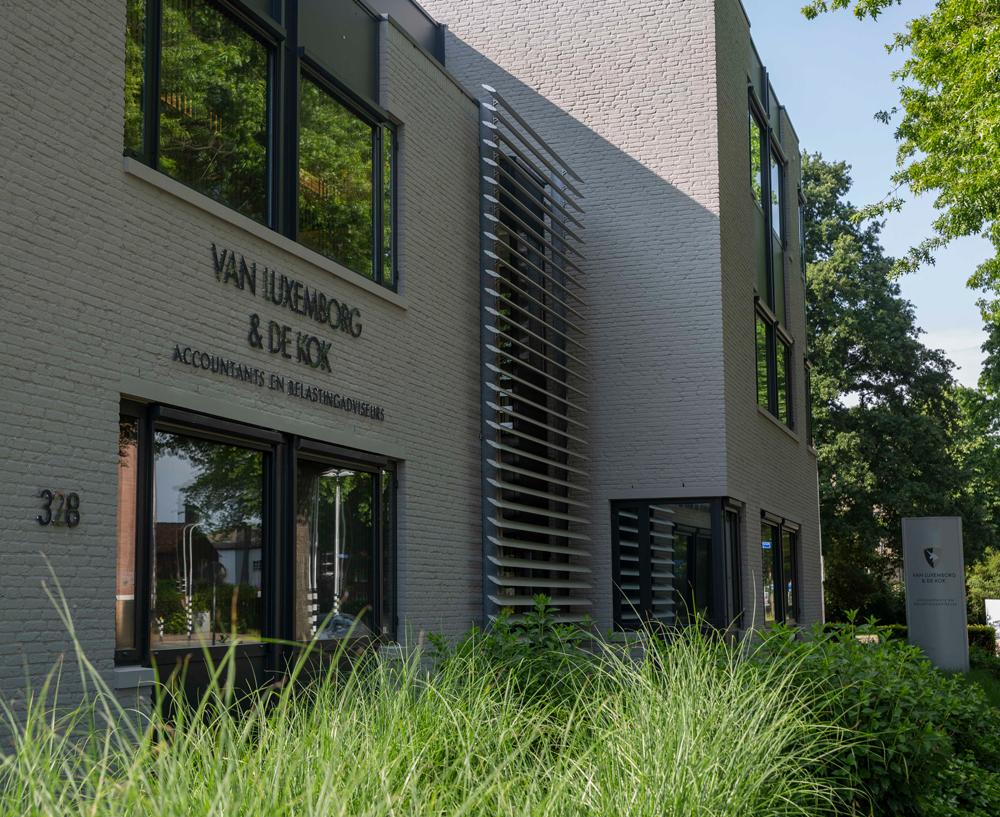 Van Luxemborg & De Kok pand